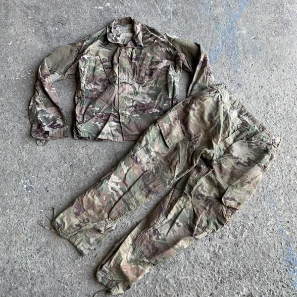 """Army Combat Uniform MULTICAM """" Offizielle US Army Uniform """""""