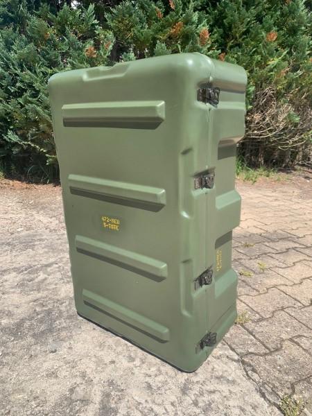 Pelican Hardigg Militär Kiste Cases Medchest Kiste Rollbar