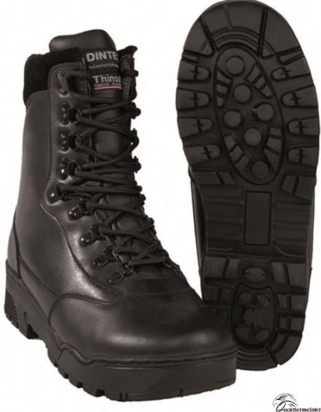 MIL TEC Tactical Stiefel Leder