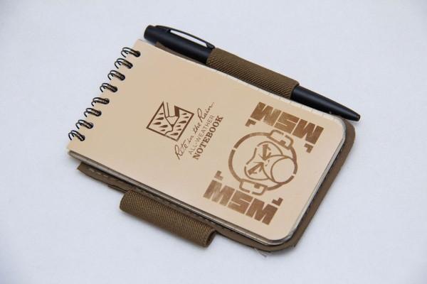 Mil Spec Monkey Tactical Notes Set
