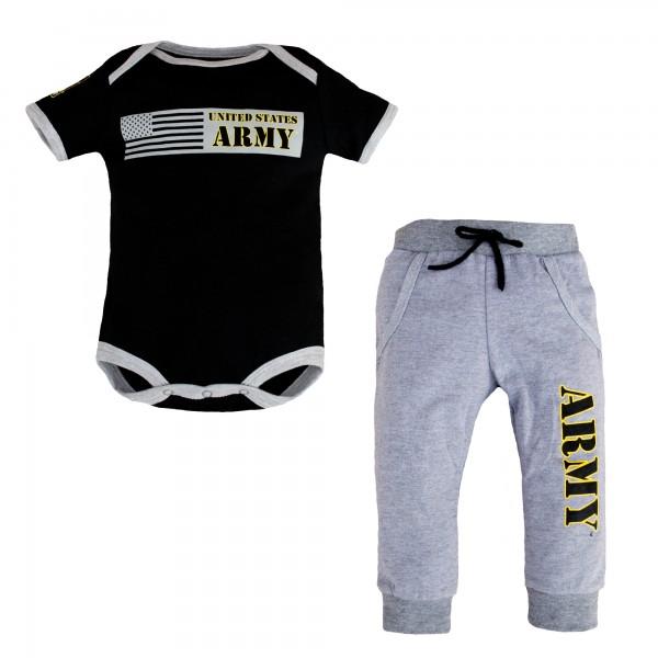 Trooper Army Infant 2 teilig Jogger Set