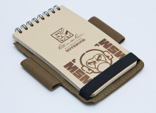 Mil Spec Monkey Notebook Cover Plus