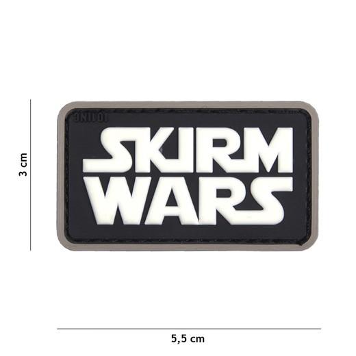 PVC 3D Patch Skrim Wars