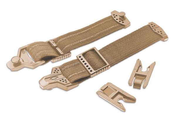 Oakley SI Goggle Rail Strap Kit Tan