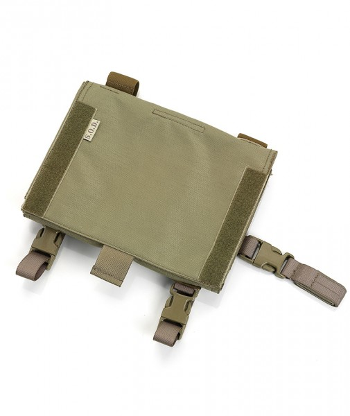 SOD GEAR MF Tactical Leg Map Folder