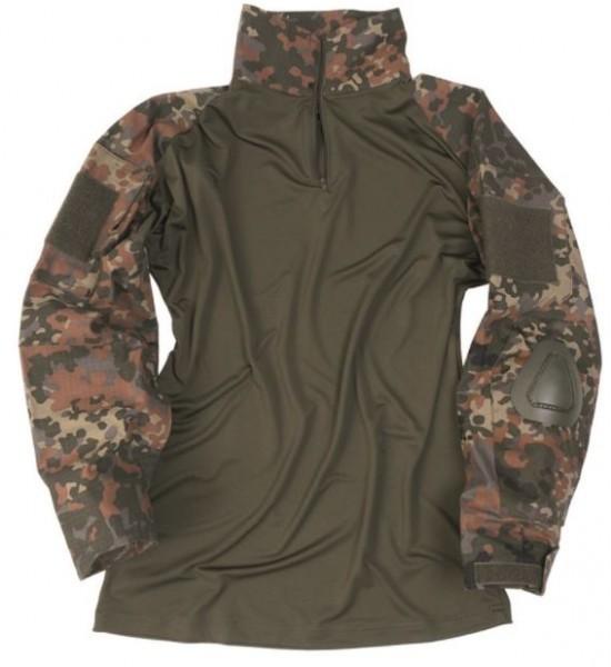 MIL TEC Tactical Hemdn Warrior Flecktarn