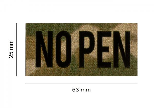 ClawGear IR Infrarot Patch NO PEN