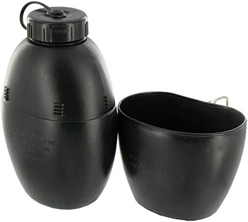 Highlander Water Bottle & Mug 950ml