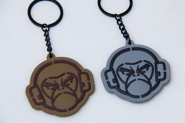 Milspec Monkey Schlüsselanhänger Logo
