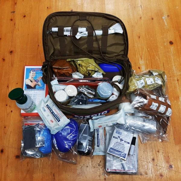 Streifenfahrzeug KFZ Trauma Tactical Medic Kit