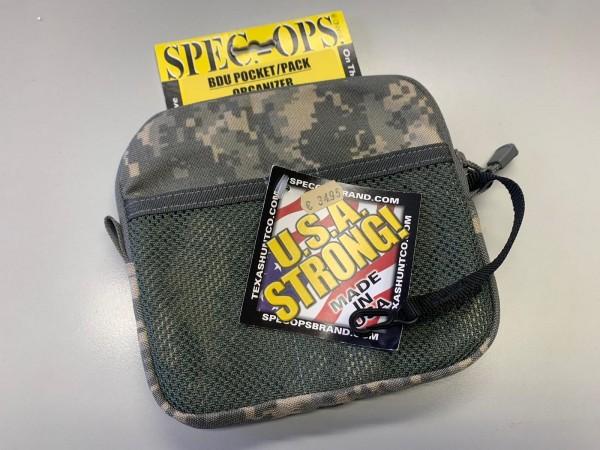 Spec Ops BDU Pocket Pack Organzier ACU