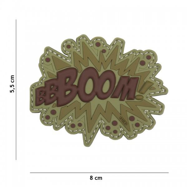 3D PVC boom Patch