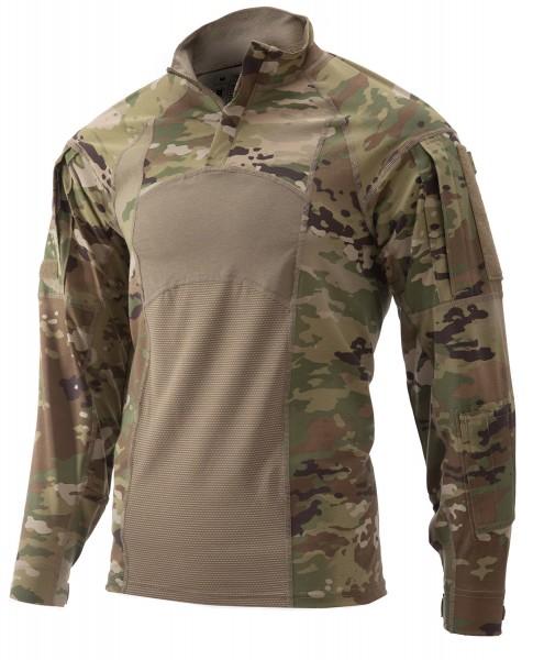 Massif Army Combat Shirt ACS II Multicam Flammenhemmend