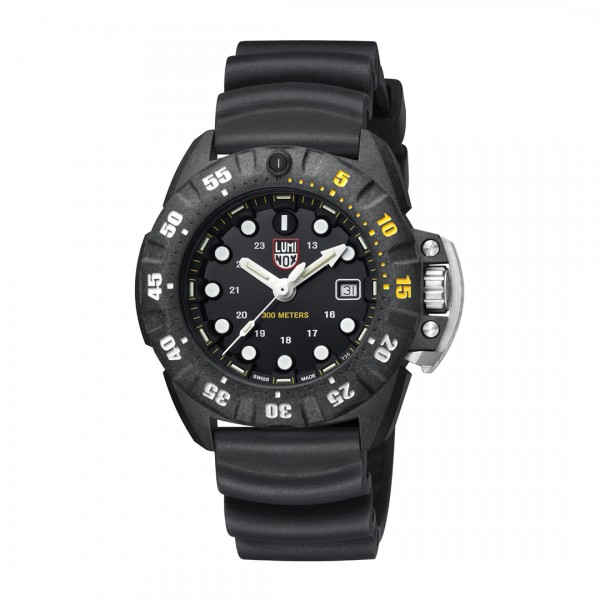 Luminox Scott Cassell Deep Dive, 45 mm, Taucheruhr - 1555