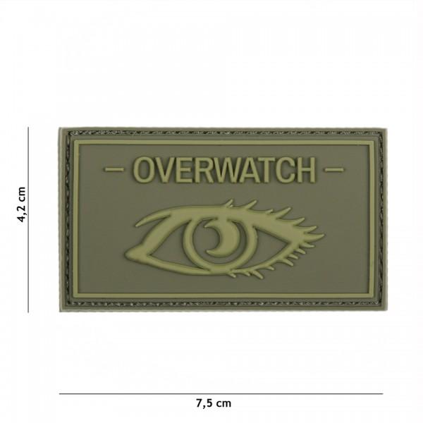 3D PVC Overwatch Patch