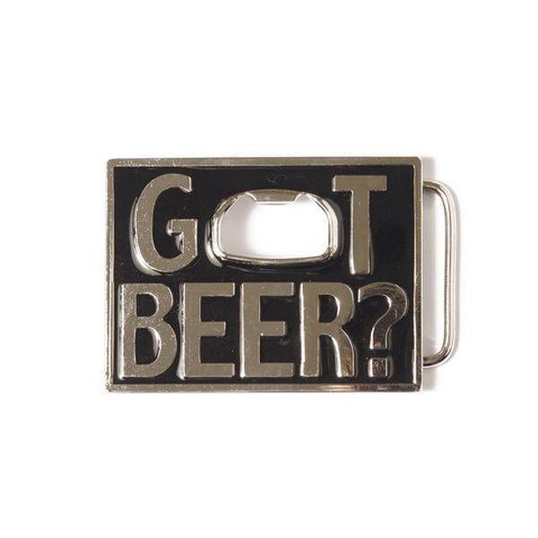 Buckle got Beer mit Flaschenöffner