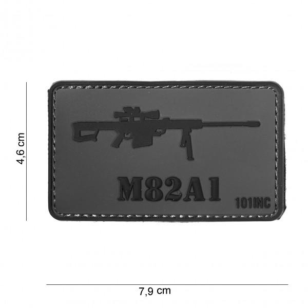 Patch 3D PVC M82A1