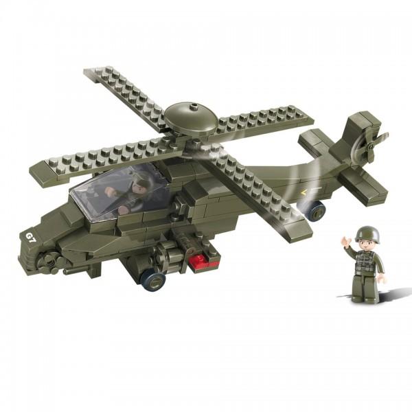 Sluban Attack Helicopter Hubschrauber