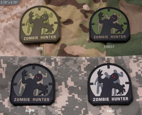 Mil Spec Monkey Patch Zombie Hunter PVC