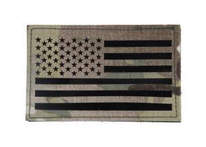 US FLAG IR Patch Infrarot