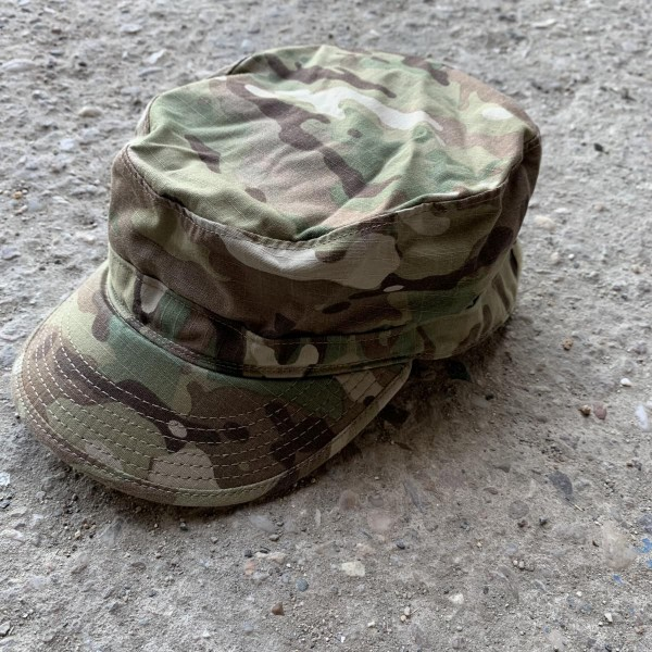 US Army Patrol Cap Scorpion W2