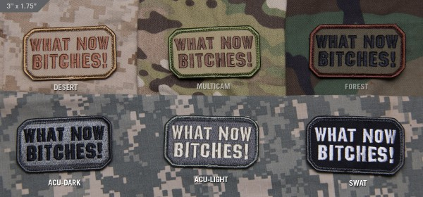 Mil Spec Monkey Patch What Now