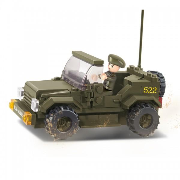 Sluban Jeep