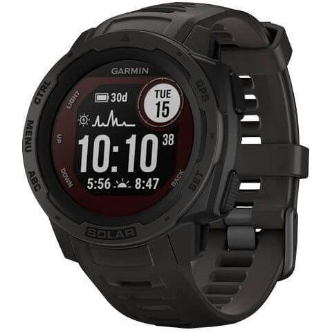 Garmin Instinct Solar Smartwatch Grau günstig kaufen