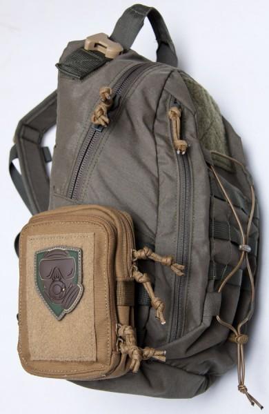 Mil Spec Monkey Stealth Kompakttasche