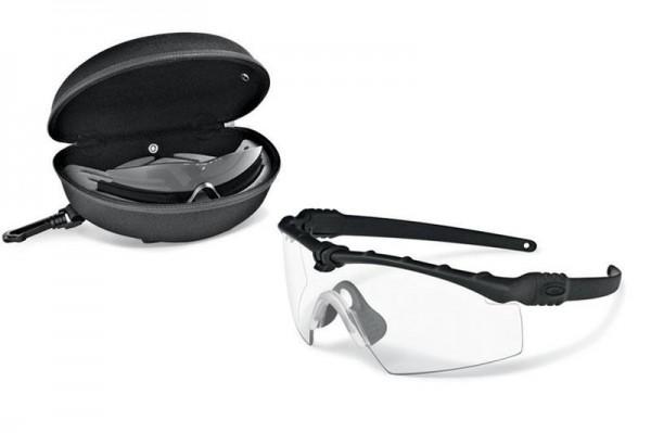 Oakley SI Ballistic M Frame 3.0 Array Black / Clear & Grey EN
