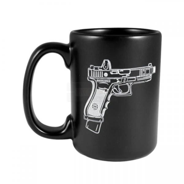 Black Rifle Coffee Classic Rock Out Ceramic Mug