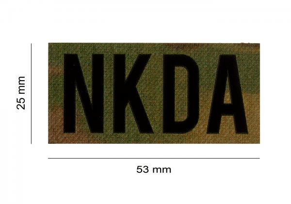 ClawGear IR Infrarot Patch NKDA Copy
