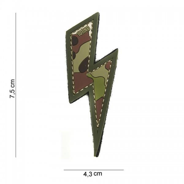 3D PVC blitz Patch