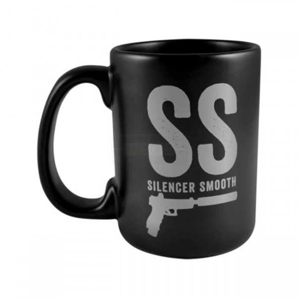 Black Rifle Coffee Silencer Smooth Ceramic Mug