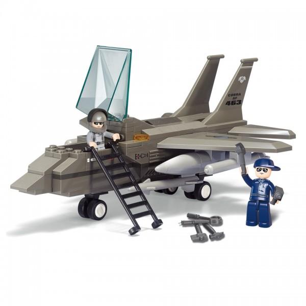 Sluban Fighter Aircraft