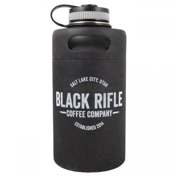 Black Rifle Coffee Vintage Logo Textured Growler