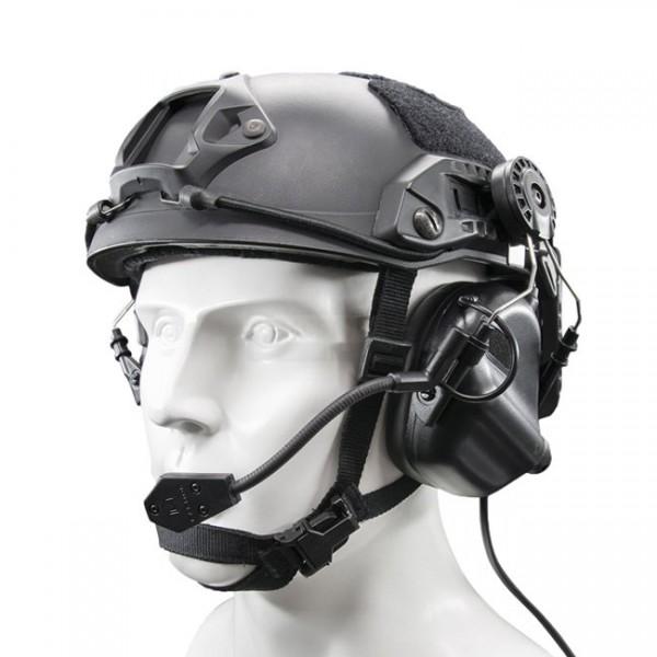 Earmor M32H MOD3 Tactical Hearing Protection Helmet Version Ear-Muff