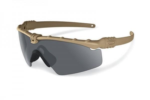 Oakley SI Ballistic M Frame 3.0 Dark Bone / Grey EN