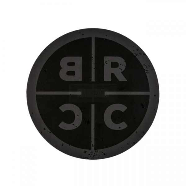Black Rifle Coffee Circle Logo Sticker