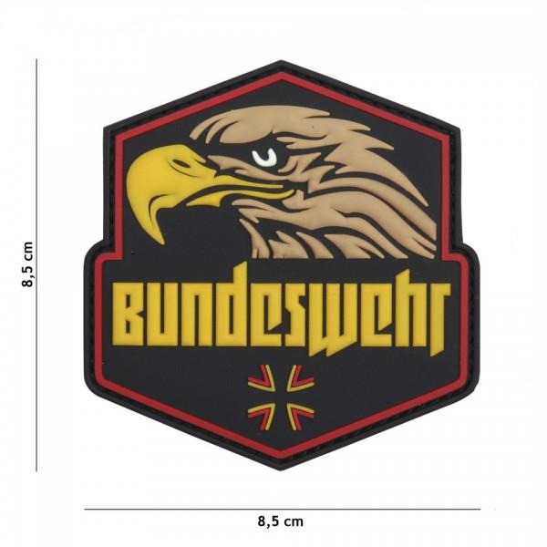 3D PVC Bundeswehr Patch