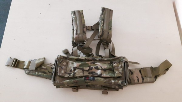 London Bridge Trading LBT 400rd 7.62 Ammo Bag Multicam