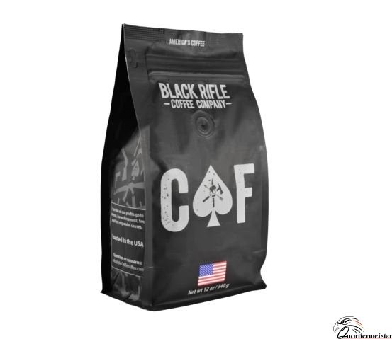 Black Rifle Coffee CAF Coffee Roast - Ground