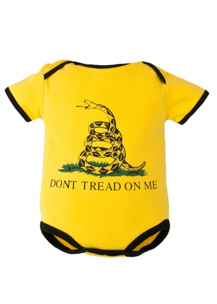 Trooper dont tread on me Body Baby
