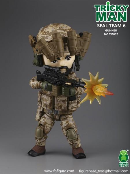 Trickyman TM002 Seal Team 6 Squad Schütze