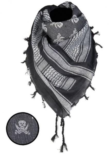 MIL TEC Halstuch Shemagh Skull