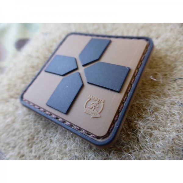 JTG Medic Patch JTG 3D Rubber Patch
