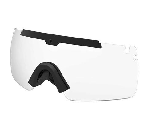 Ops Core Step In Visor Clear Lenses