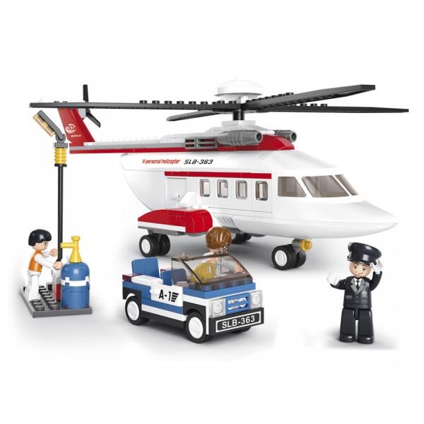 Sluban Hubschrauber