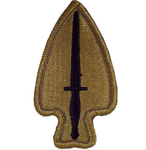 Patch Special Operation Command OCP Klett