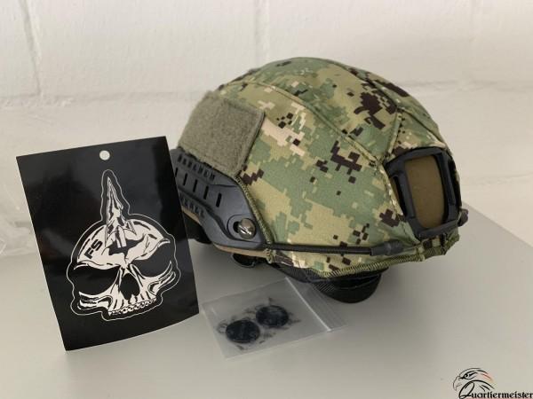 First Spear Helmet Cover AOR2 Hight Cut Helmet